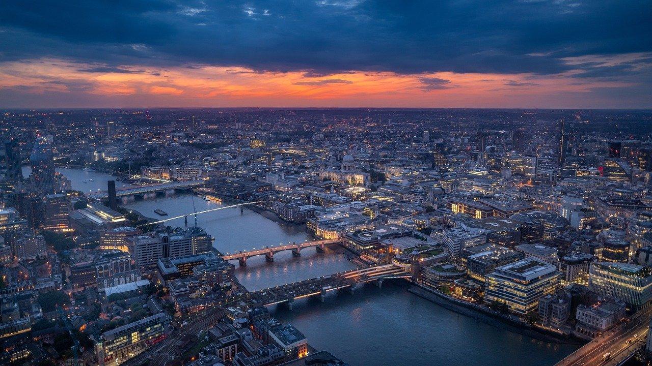 Najlepsze lotniska - wynajem samolotów w Londynie