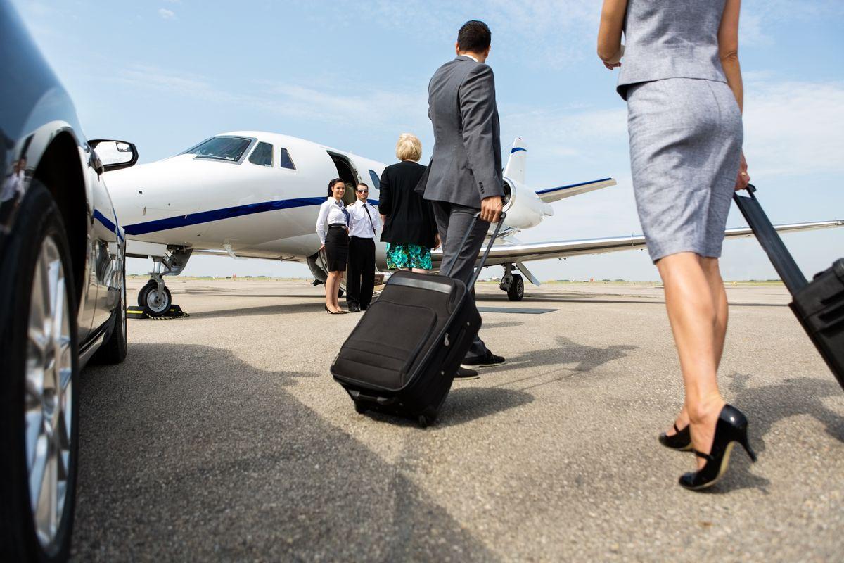 Prywatne loty możliwe w czasie pandemii, mimo restrykcji