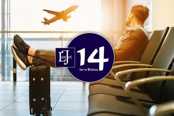14 lat LuxJet w Polsce