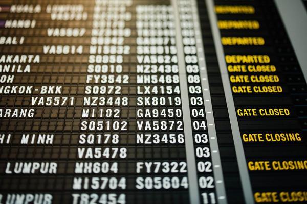 Zmiany na rynku lotniczym